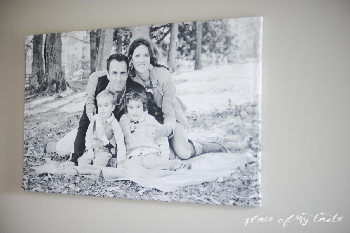 5 huge diy picture canvas