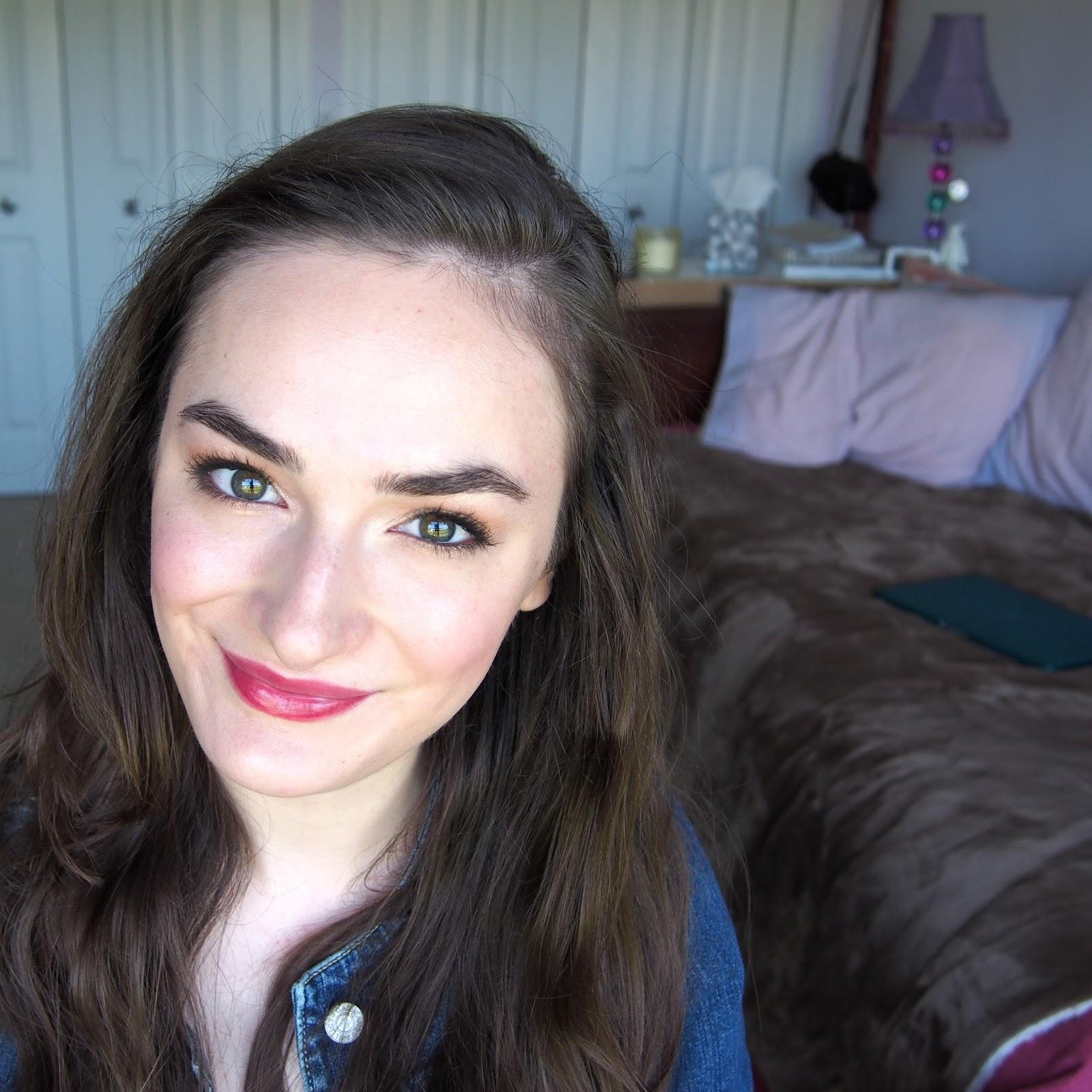 9 summer face tutorial