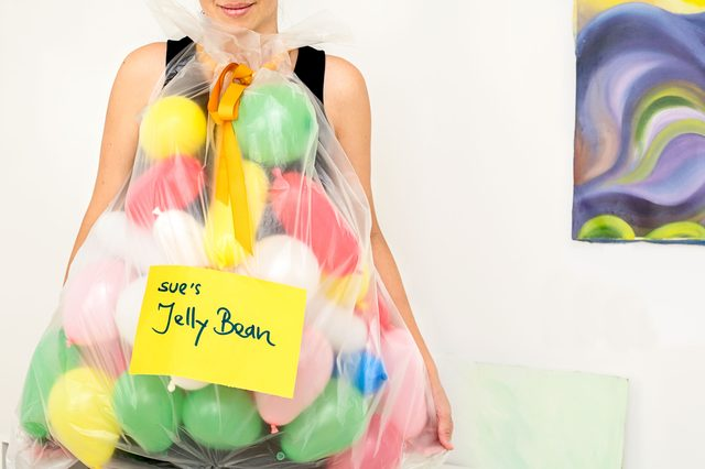 Diy jellybean costume