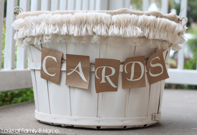 Diy wedding card basket tutorial 002