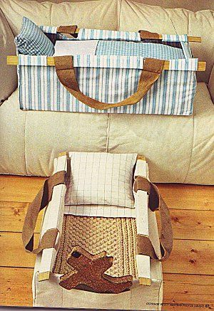 Diy portable crib