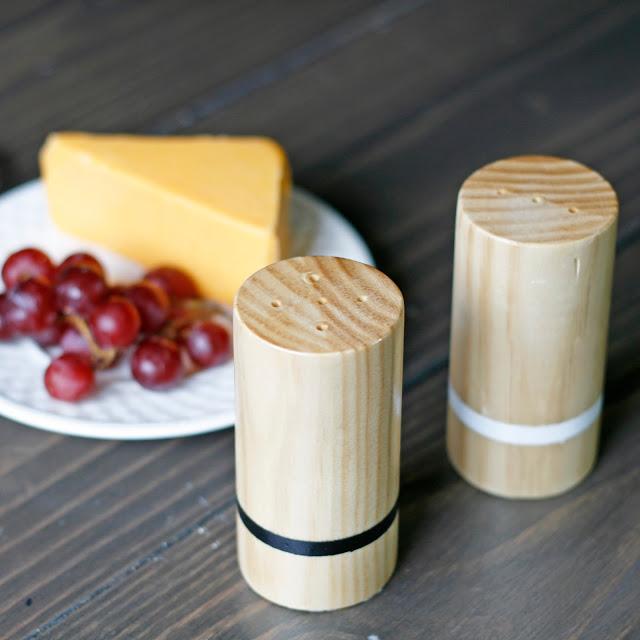 Diy wooden shakers