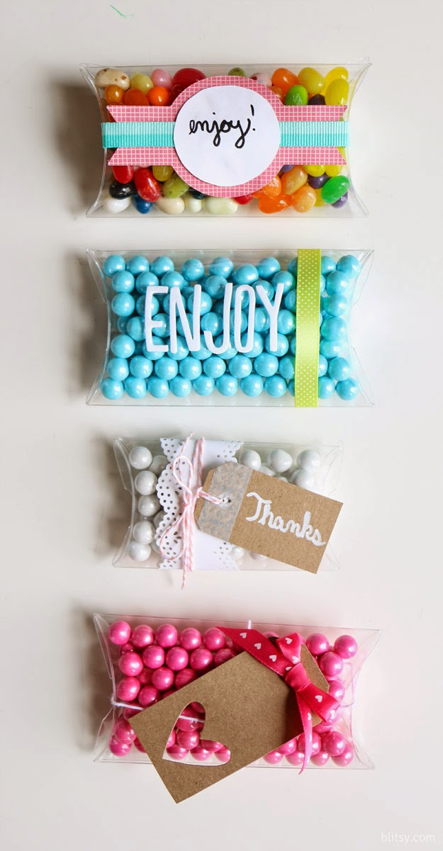 Diy treat boxes