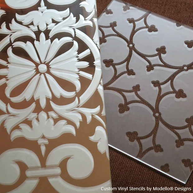 Diy Glass Etching Stencils