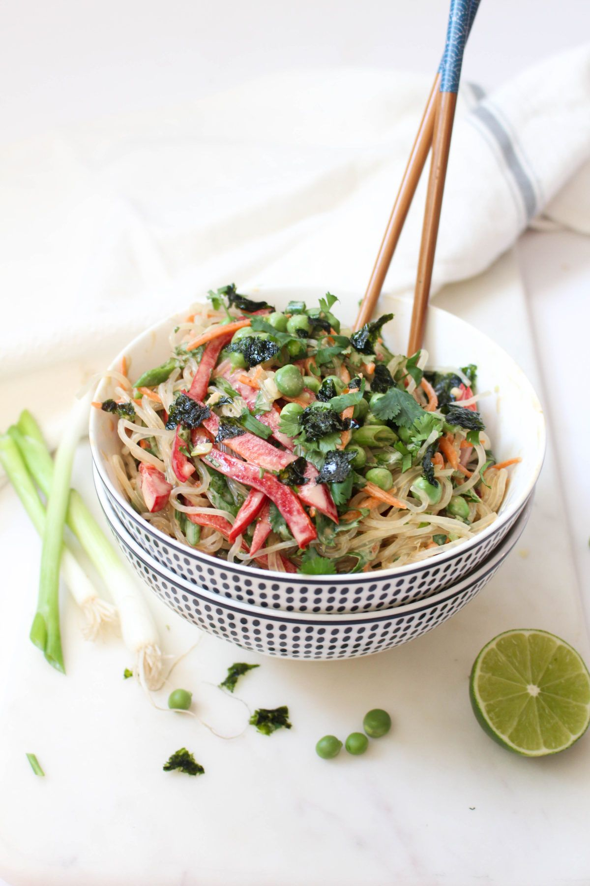 No cook noodle bowl recipe