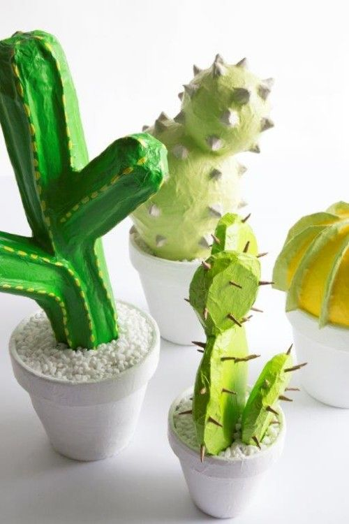 15 Inspirational Papier Mache Crafts