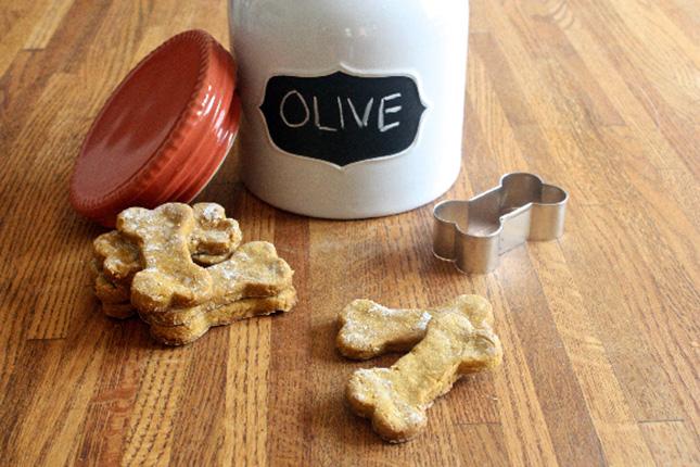 All Natural Grain Free Dog Treat Recipes