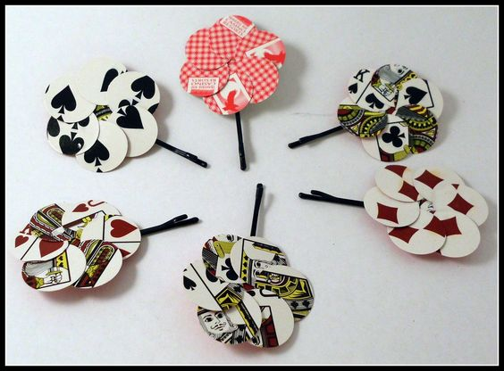 Creative Diy Projects Made With Playing Cards