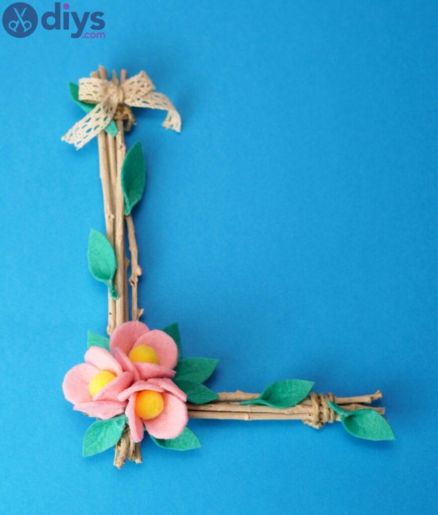 Twig monogram