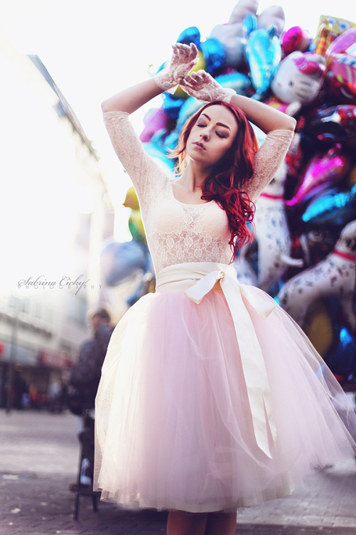 Ballerina tutu diy