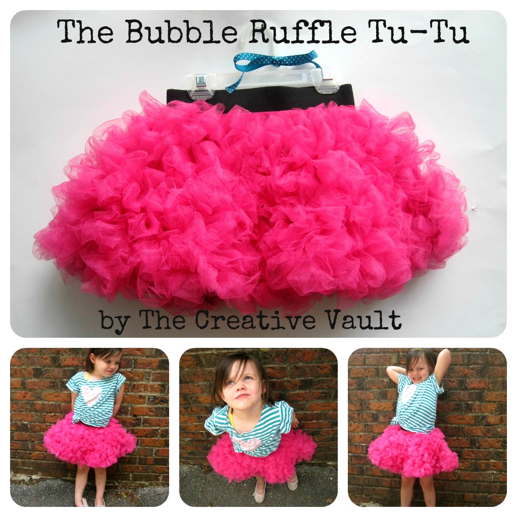Bubble tutu diy