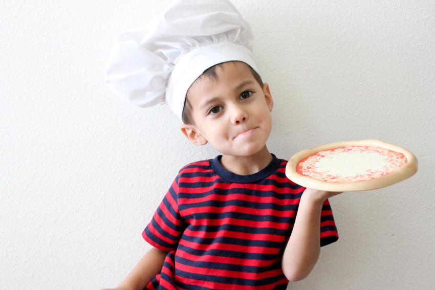 Diy chef costume