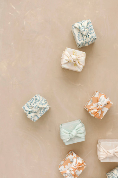 Diy fabric boxes