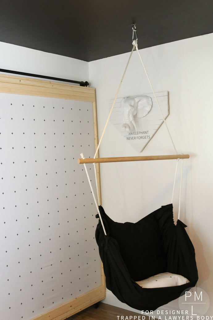 17 diy indoors swings for everyone in the family to enjoy for How to build a swing chair