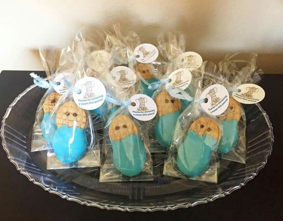Diy Peanut Favors