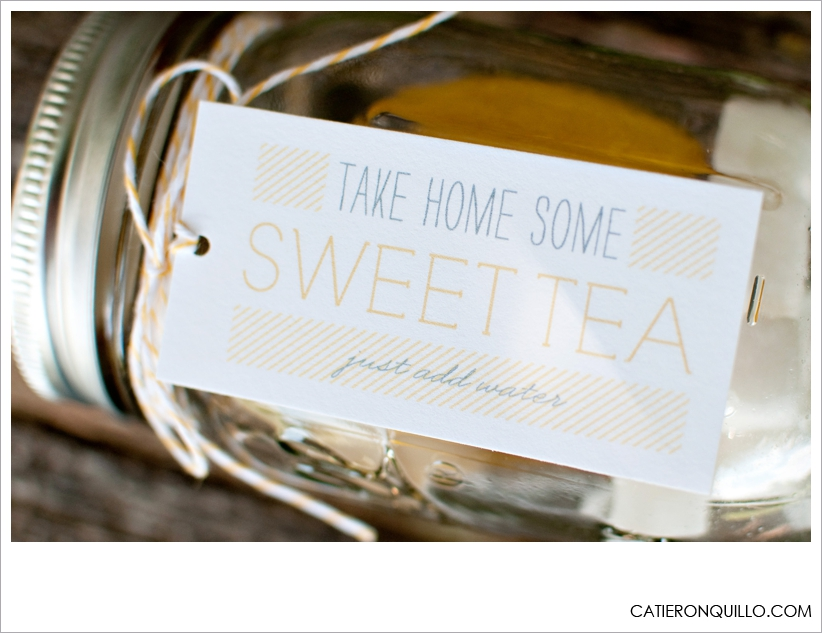 Diy sweet tea kit
