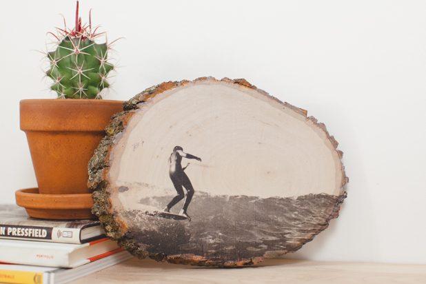 Diy wood photo