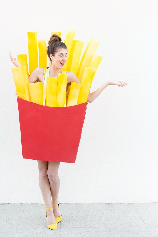 From bananas to tacos these 50 food costumes are easy to diy fries before guys costume diy solutioingenieria