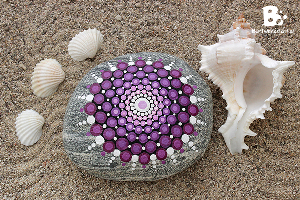 Mandala stone 01