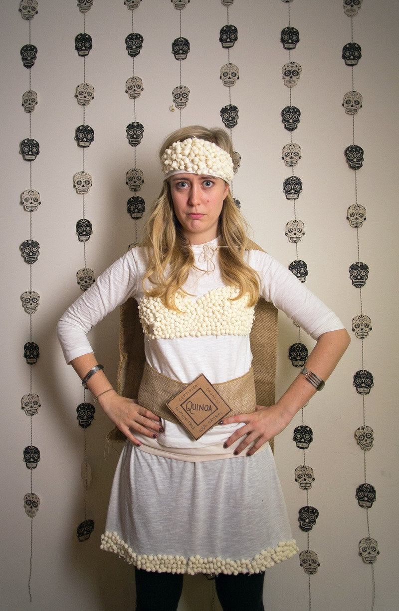 Quinoa diy costume