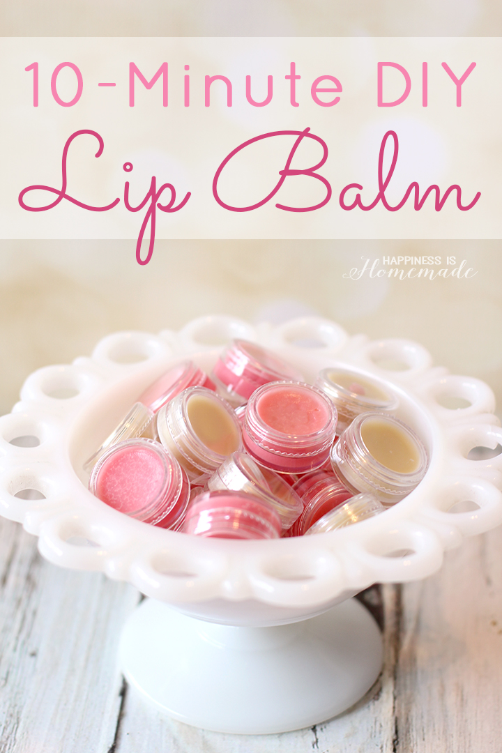 Birthday Cake Diy Lip Scrub