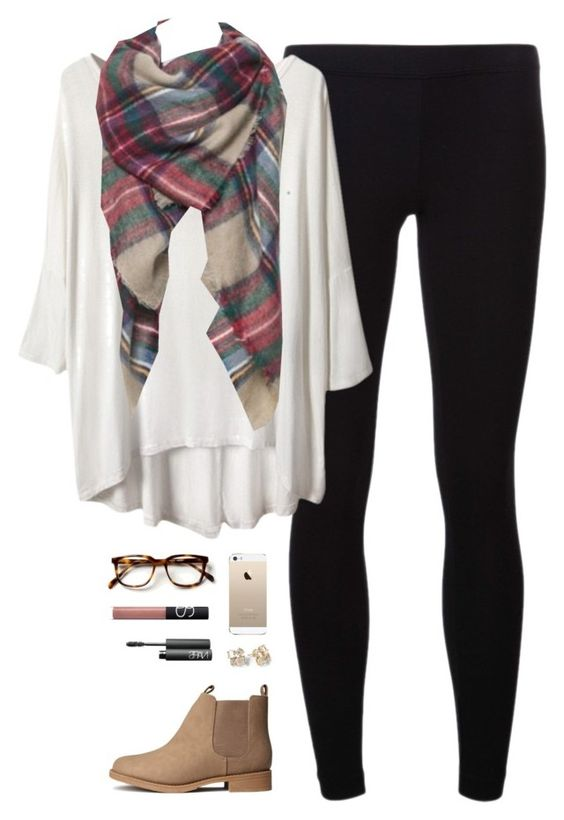 11 leggings preppy plaid