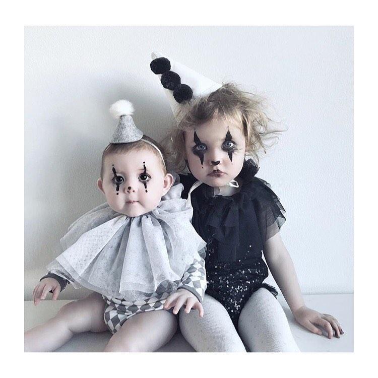 2 year old halloween costume harlequins