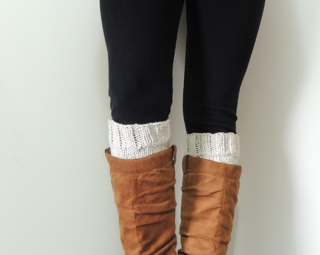 Basic boot cuffs