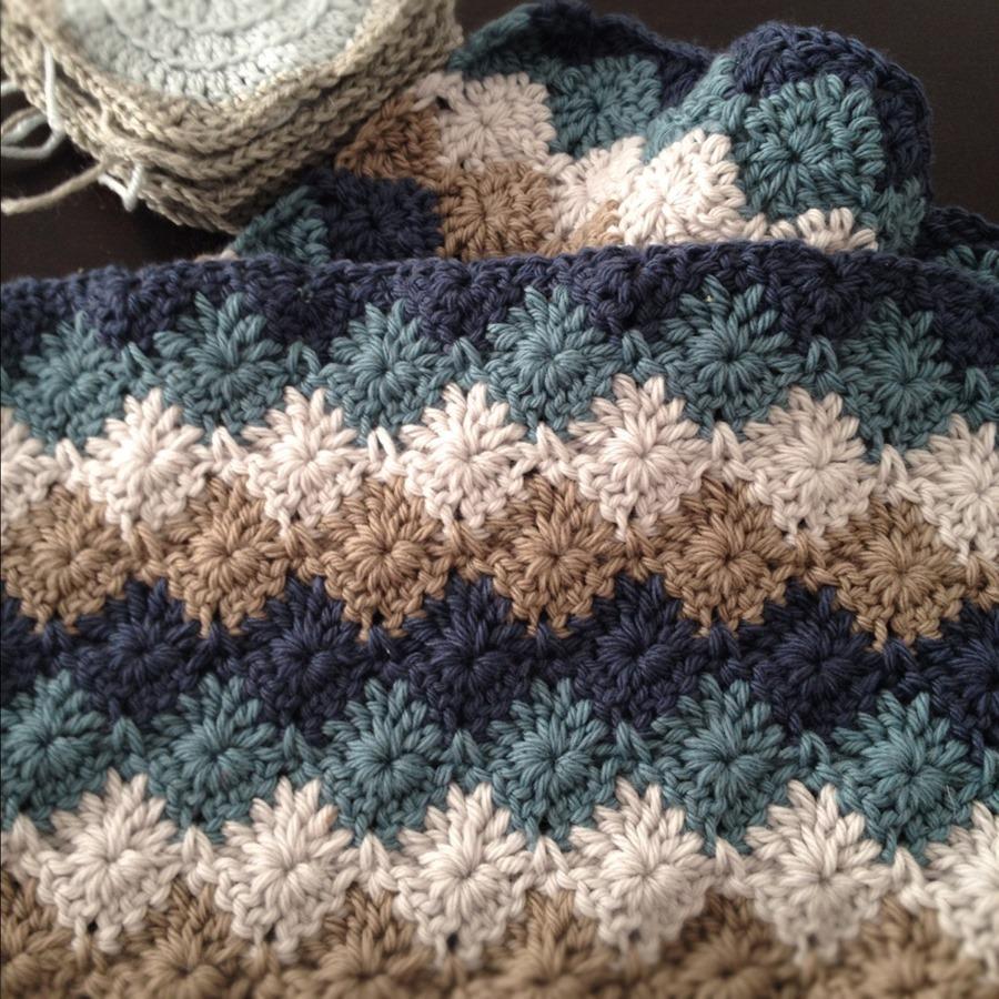 Harlequin stitch