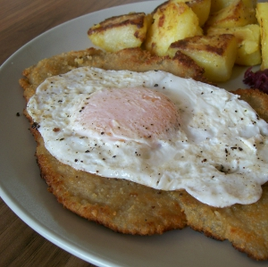 Holsteiner schnitzel