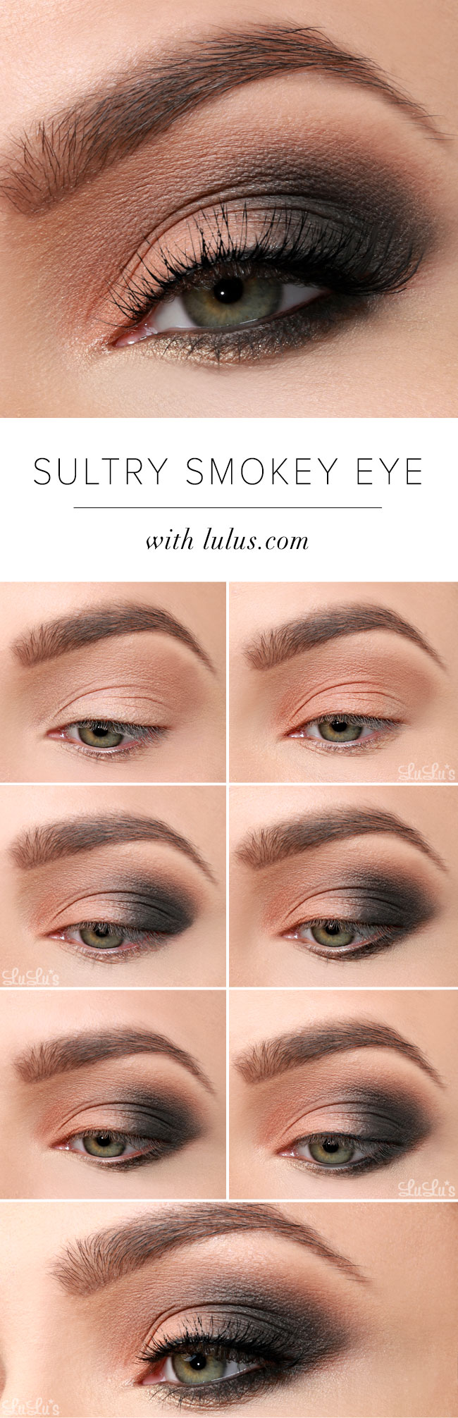 Super Get Ready For Date Night With These 20 Smokey Eye Tutorials UC09