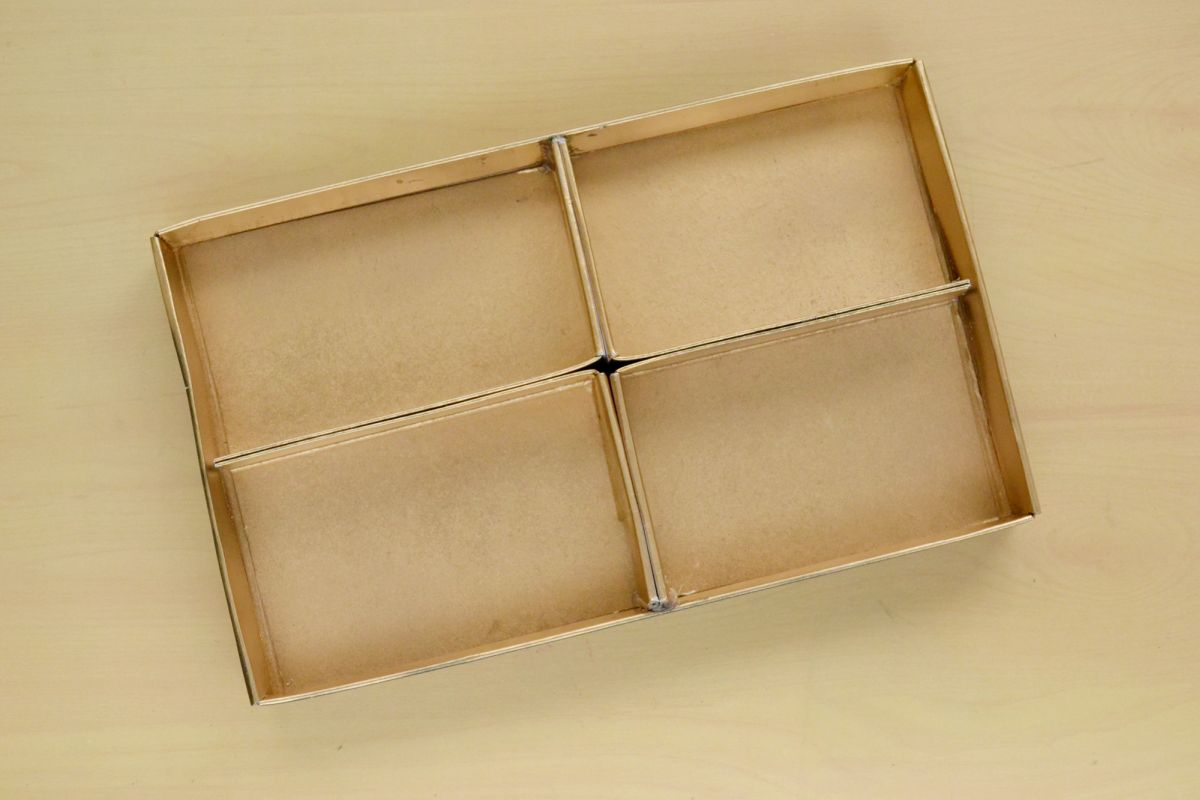 Makeup drawer dividers boxed