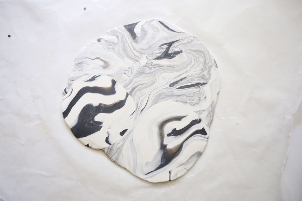 Marble jewelry dish mix