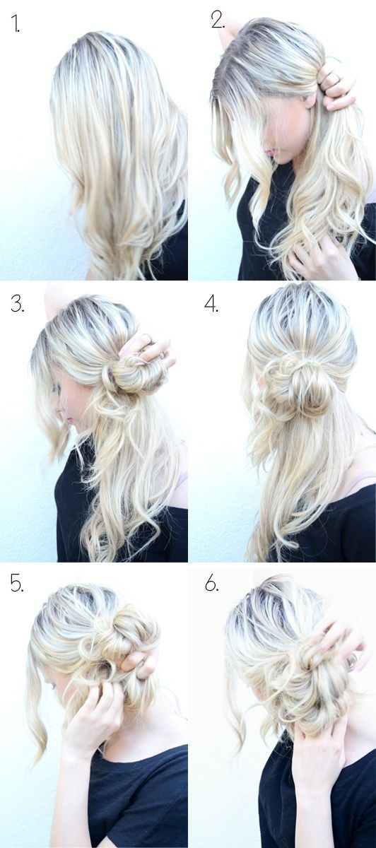 48 Messy Bun Ideas For All Kinds Of Occasions