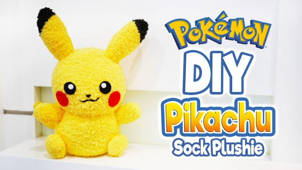 Pockemon sock toy