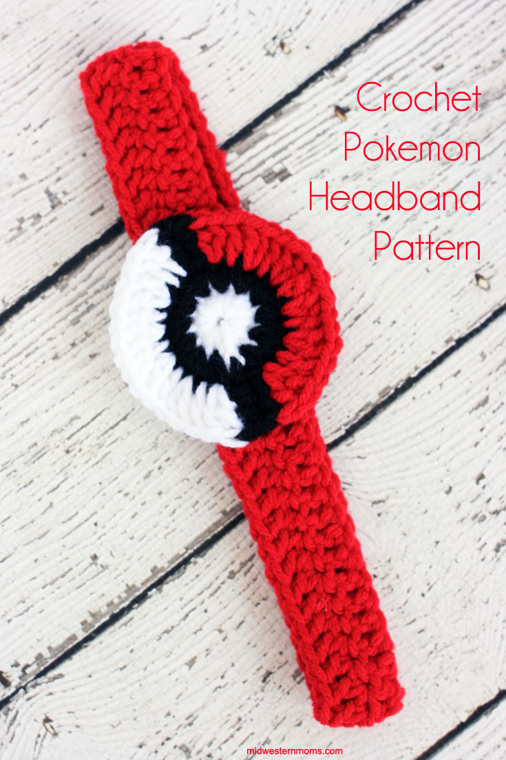 Pokemon headband