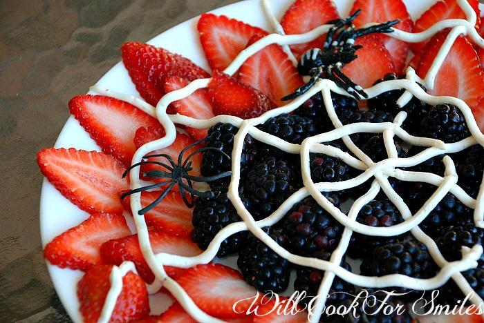 Halloween Themed Birthday Party Food Ideas