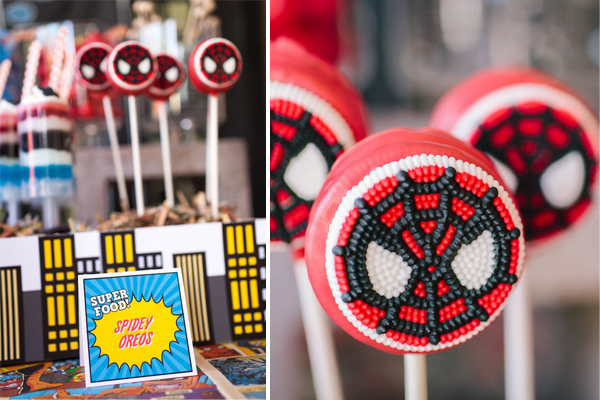 18 Spiderman Party Food Ideas To Rock The Next Birthday