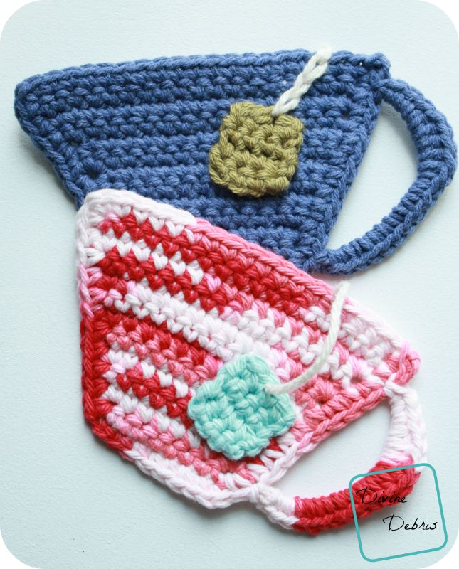 Free Crochet Coaster Patterns For Every Occasion Inspiration Crochet Coaster Pattern