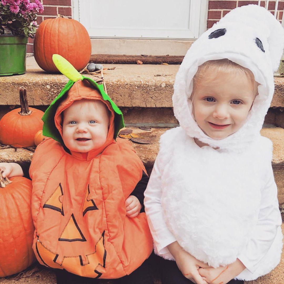 Toddler costume ideas pumpkin