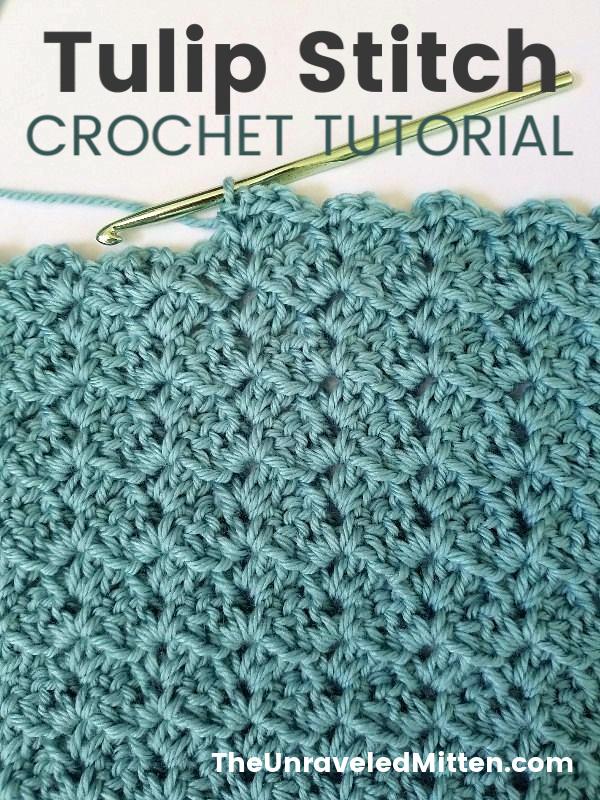 Tulip stitch