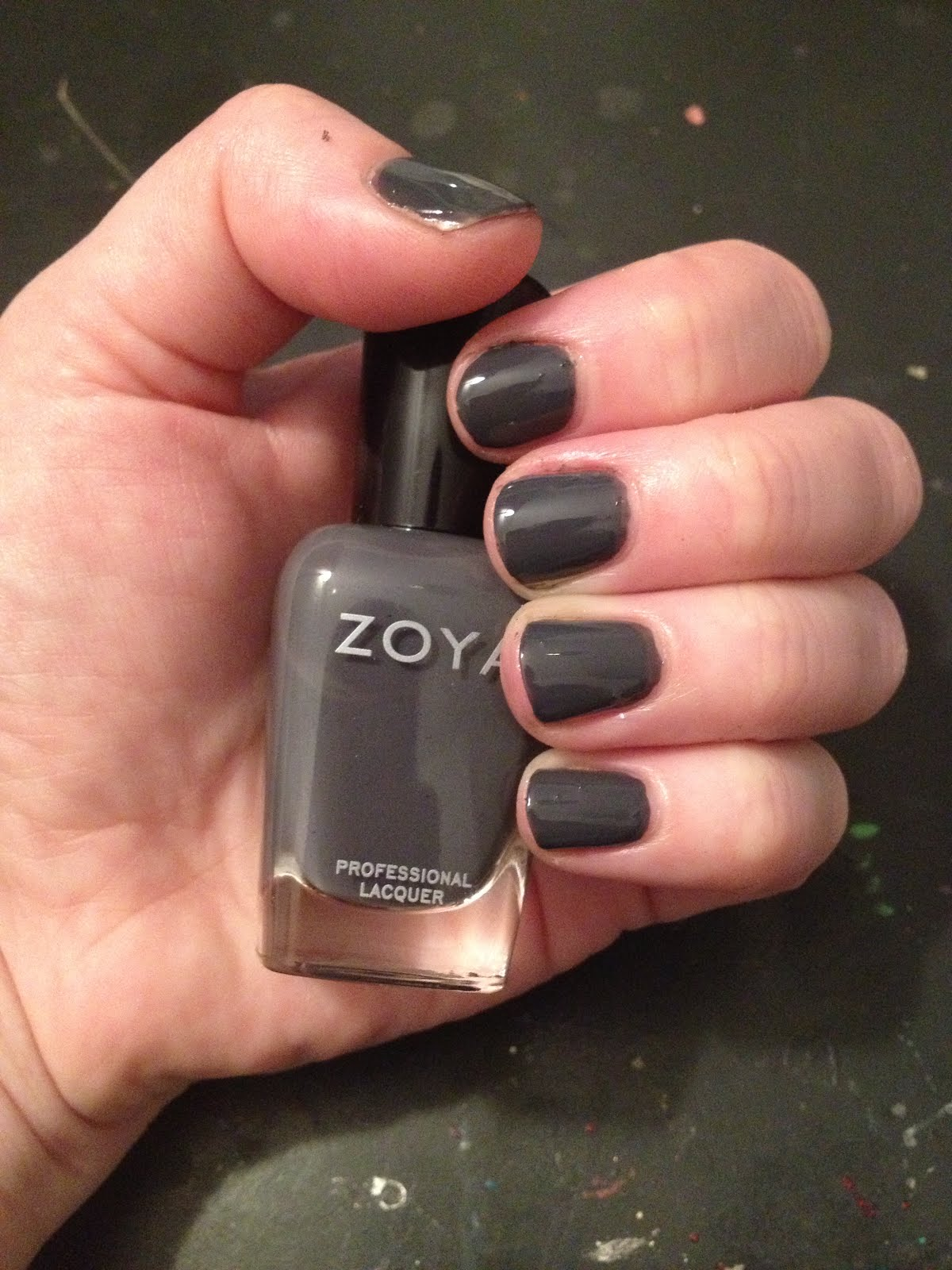 Zoya kelly nail polish