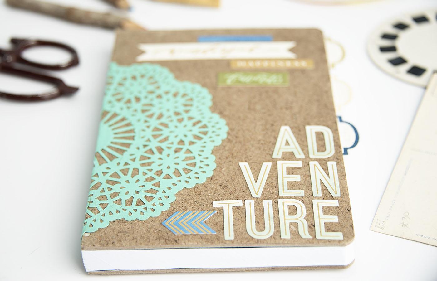 Adventure notebook