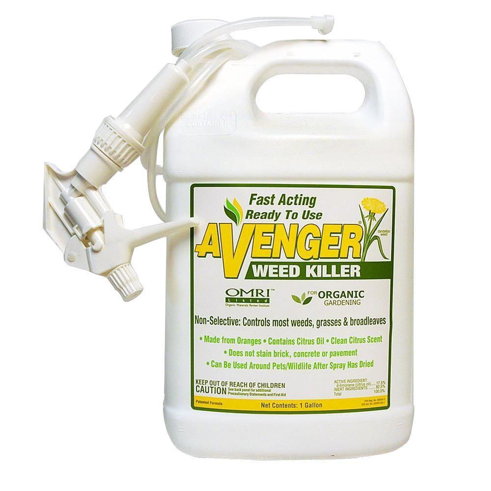Avenger natural weed killer