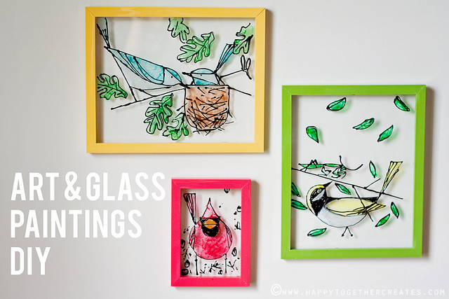 18 faux stained glass projects to experiment with