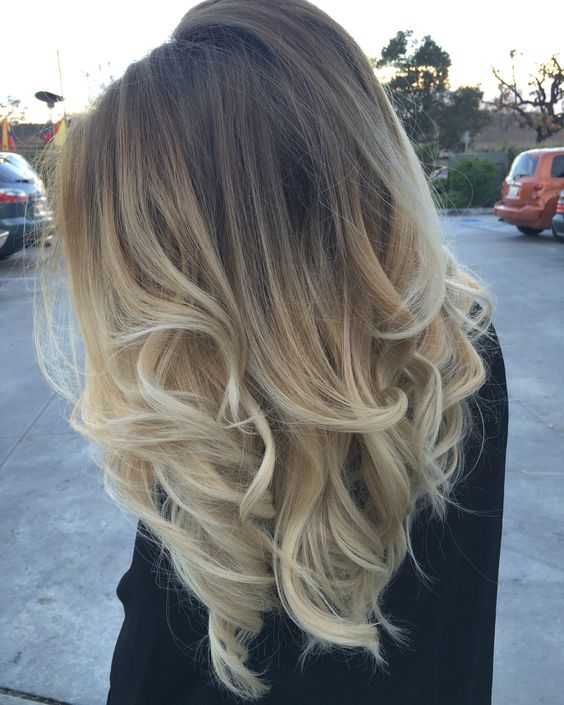 25 Beautiful Balayage Hairstyles