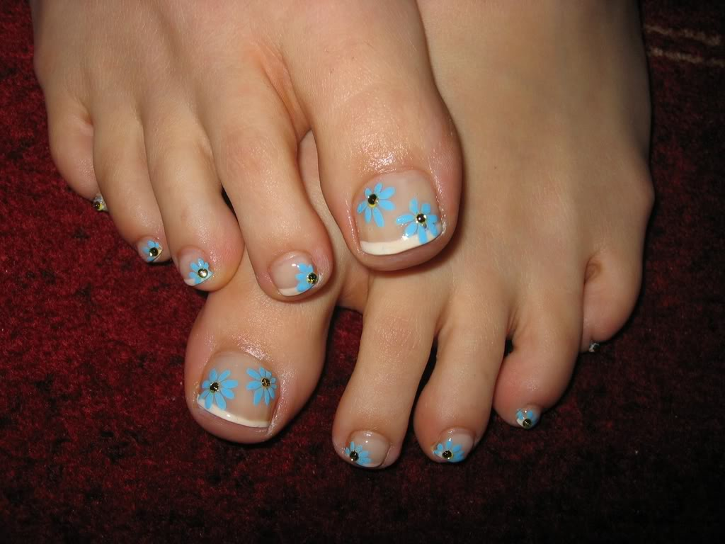 Great diy toe nail designs ideas for any occasion 82765 - Pedicures Just Got Better With These 50 Cute Toe Nail Designs!