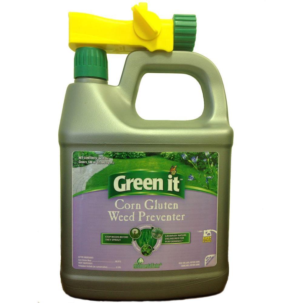 Green it natural weed killer