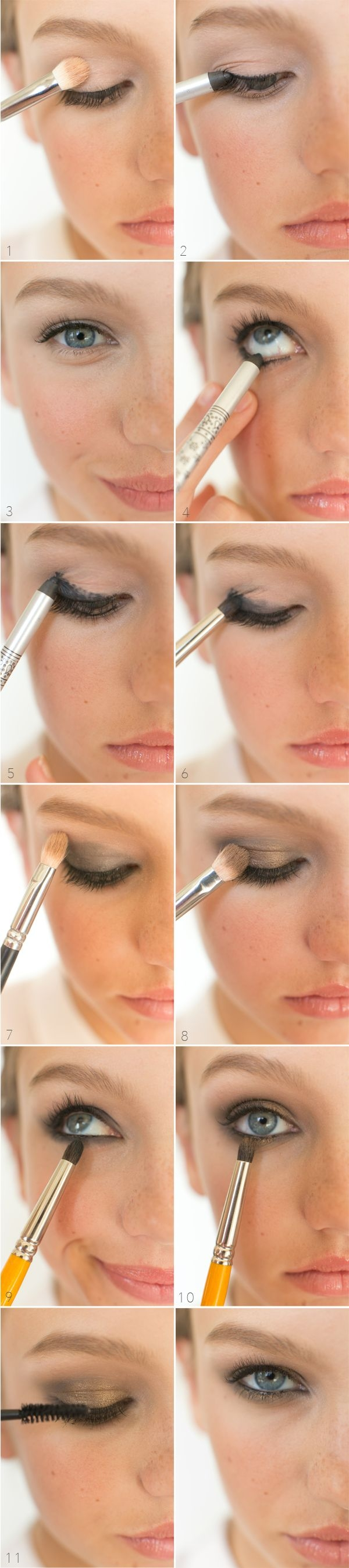 Get Ready For Date Night With These 20 Smokey Eye Tutorials