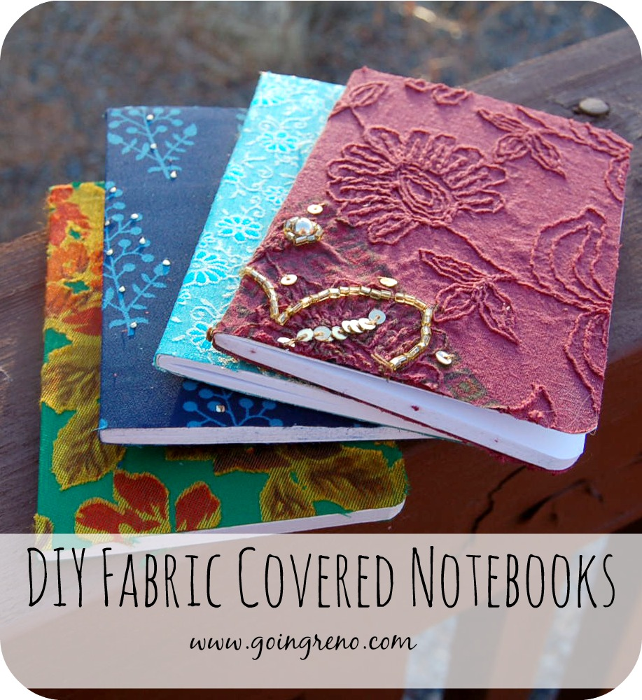 Fabric Book Cover Kit : How to make a diy book cover do it your self